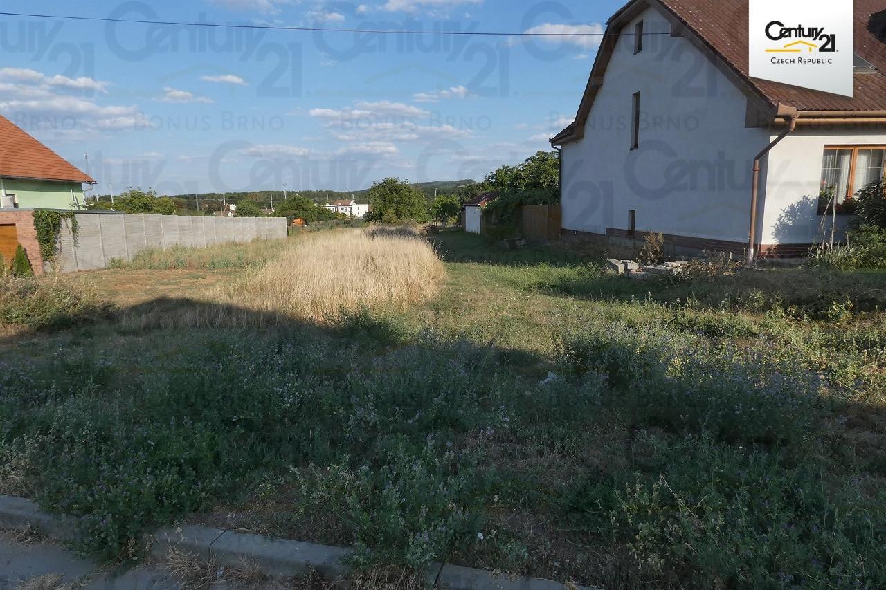 Prodej pozemku Vranovice u Brna, 1 705 m2